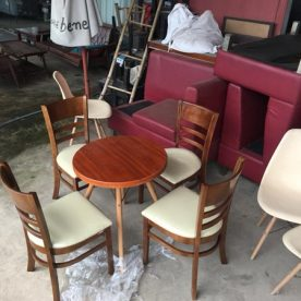 Ghế cafe giá rẻ