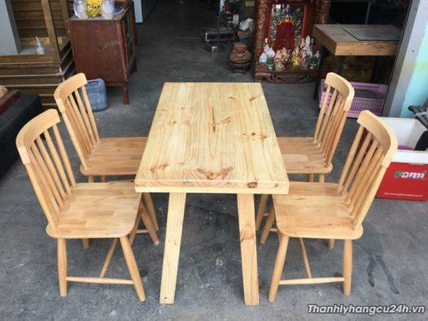 Bàn ghế ghế cafe mẫu mới
